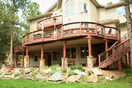 Rolling Ridge Deck And Home Inc Denver Decks Denver